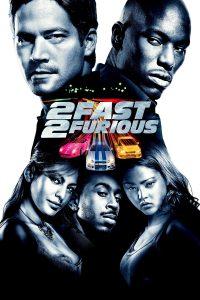"""Affiche du film """"2 Fast 2 Furious"""""""