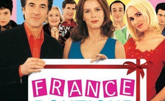 """Affiche du film """"France boutique"""""""