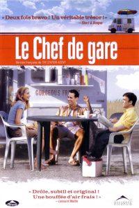 """Affiche du film """"Le Chef de gare"""""""