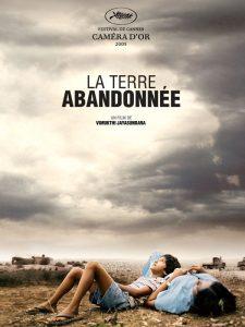 """Affiche du film """"La Terre abandonnée"""""""