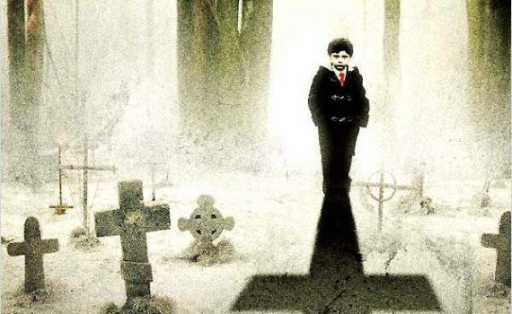 """Affiche du film """"La Malédiction 666"""""""
