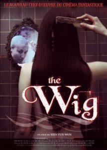"Affiche du film ""The Wig"""