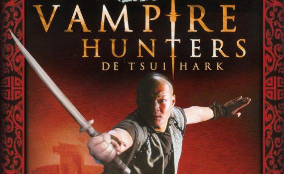 "Affiche du film ""Vampire Hunters"""