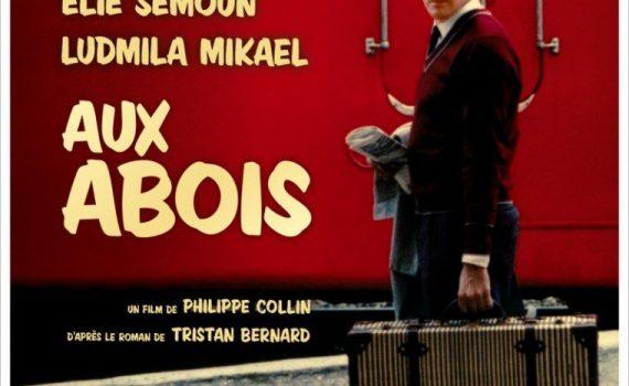 """Affiche du film """"Aux abois"""""""