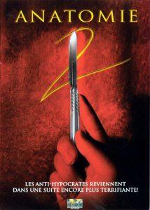 """Affiche du film """"Anatomie 2"""""""