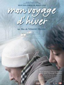 """Affiche du film """"Mon voyage d'hiver"""""""
