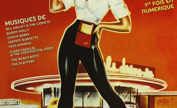 """Affiche du film """"American Graffiti"""""""