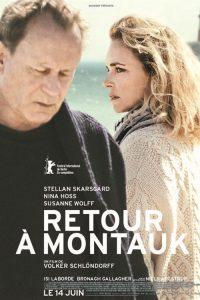 """Affiche du film """"Retour à Montauk"""""""