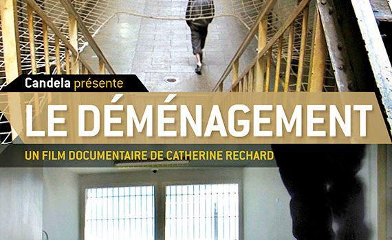 """Affiche du film """"Le déménagement"""""""