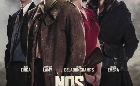 "Affiche du film ""Nos patriotes"""