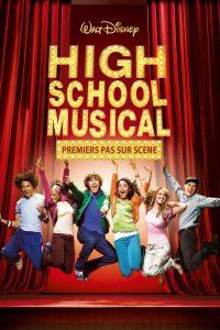 """Affiche du film """"High School Musical 1: Premiers pas sur scène"""""""