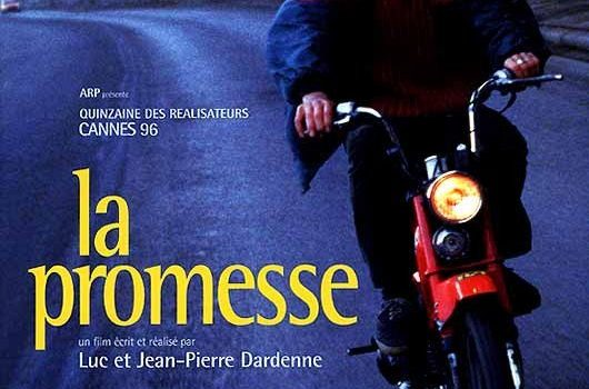 """Affiche du film """"La promesse"""""""