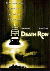 "Affiche du film ""Death Row"""