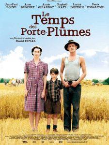 """Affiche du film """"Le Temps des porte-plumes"""""""