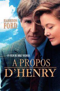 """Affiche du film """"À propos d'Henry"""""""