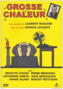 "Affiche du film ""Grosse Chaleur"""