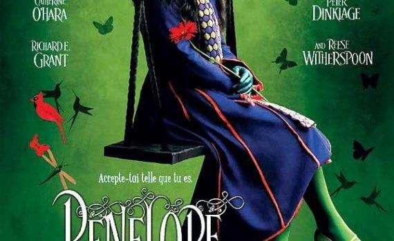 """Affiche du film """"Pénélope"""""""