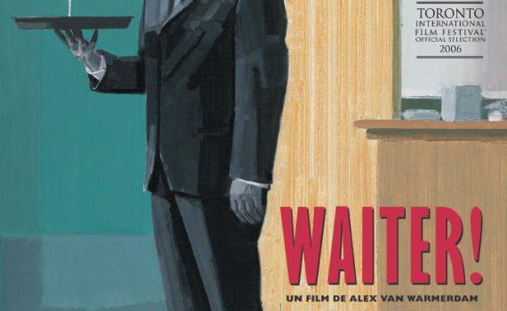 """Affiche du film """"Waiter!"""""""