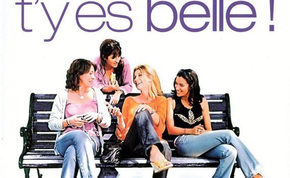"""Affiche du film """"Comme t'y es belle"""""""