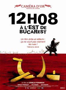"""Affiche du film """"12 h 08 à l'est de Bucarest"""""""