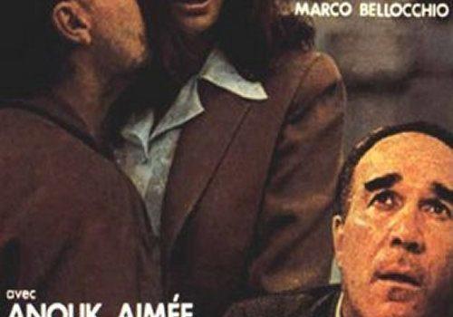 """Affiche du film """"Le Saut dans le vide"""""""