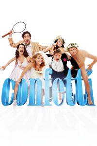 """Affiche du film """"Confetti"""""""