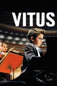 "Affiche du film ""Vitus, l'enfant prodige"""