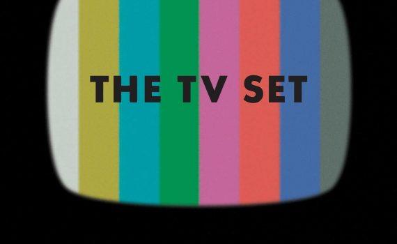 """Affiche du film """"The TV Set"""""""
