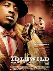 """Affiche du film """"Idlewild gangsters club"""""""