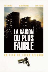 """Affiche du film """"La raison du plus faible"""""""