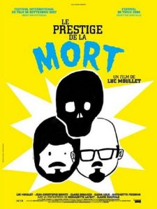 """Affiche du film """"Le prestige de la mort"""""""