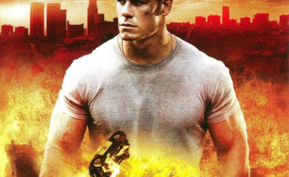 """Affiche du film """"The Marine"""""""