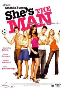 "Affiche du film ""She's the Man"""