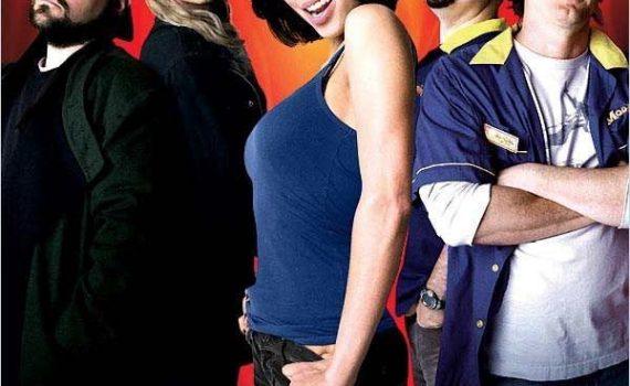 "Affiche du film ""Clerks II"""