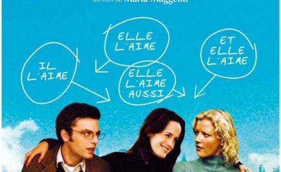"""Affiche du film """"Puccini et Moi"""""""
