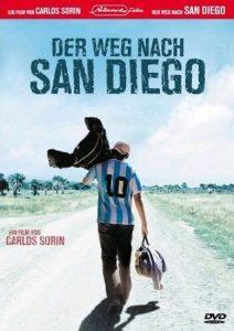 """Affiche du film """"Le chemin de San Diego"""""""
