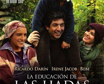 """Affiche du film """"La educación de las hadas"""""""