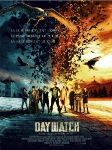 """Affiche du film """"Day Watch"""""""