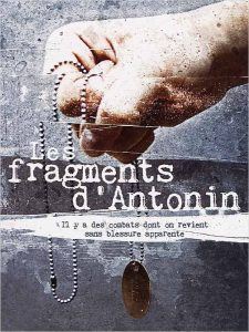 """Affiche du film """"Les fragments d'Antonin"""""""