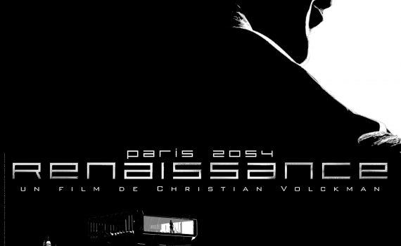 """Affiche du film """"Renaissance"""""""