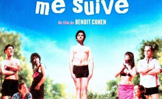 """Affiche du film """"Qui m'aime me suive"""""""