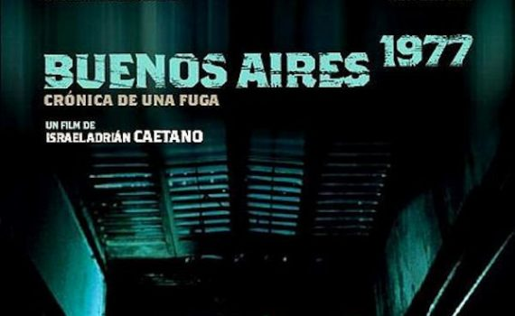 "Affiche du film ""Buenos Aires 1977"""