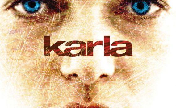 "Affiche du film ""Perverse Karla"""