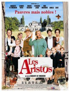 """Affiche du film """"Les Aristos"""""""