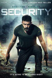 "Affiche du film ""Security"""