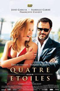 """Affiche du film """"Quatre étoiles"""""""