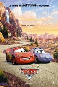 "Affiche du film ""Cars"""