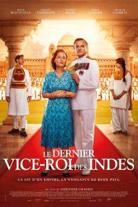 """Affiche du film """"Le Dernier Vice-Roi des Indes"""""""