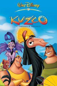 """Affiche du film """"Kuzco, l'empereur mégalo"""""""
