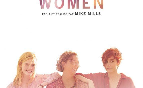 """Affiche du film """"20th Century Women"""""""